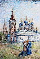 Elena Krasnoshchekova «Let's sing about Suzdal»