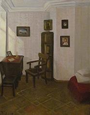 Alexey Barvenko «Tsvetaeva's Office»