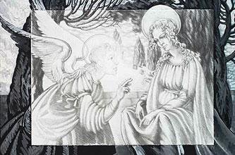 Saint Ioann Lestvichnik Memorial Day. Stairway to Heaven