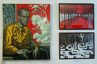 On the 30th of July 2015, the second season of art project «THE PORTRAIT OF RUSSIAN FINE WORD» was opened